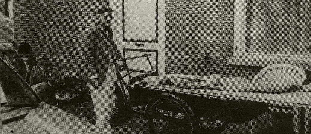 Oprichter Piet de Bruijn
